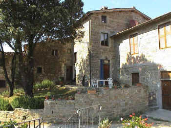 Azienda Agricola Poggio all'Olmo holiday accommodation